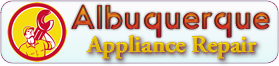 Albuquerque Appliance Repair footer logo